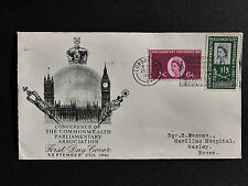SG629 Parliamentary Conference 25/9/1961 London SW1 FDC