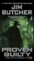 Proven Guilty [The Dresden Files, Book 8]