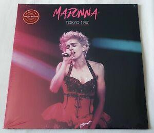 Madonna - Tokyo 1987 - 2 Lp red editition