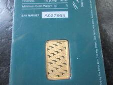 The Perth Mint Gold Bullions