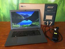 "Acer Aspire E 17 GUTER Zustand, NVIDIA Geforce 940M, 8 GB RAM, 17"", 1TB HDD"