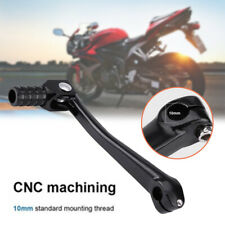 1PC Black Motorcycle Bike Gear Shift Shifter Lever CNC Aluminum Alloy Universal