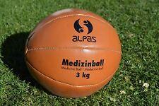 Alter Alpas Leder Medizinball (474-16)