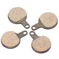 2Pairs Resin MTB Bicycle Cycling Disc Brake Pads for Tektro Lyra Novela Iox Bike