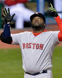 David Ortiz - Red Sox, 8x10 color photo