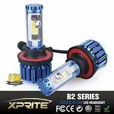 Xprite B2 Series H13 9008 CREE LED Headlight Conversion Kit 60W 6000k 6k White