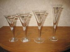 BOUSSU *NEW* YSEULT Set 8 Verres Glasses