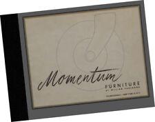 1950 Momentum Furniture CATALOG William Pahlmann MID CENTURY interior samples