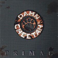 DAMN CHEETAH- PRIMAL (*Used-CD, 2003, Kivel Records) labelmates w Tango Down