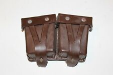 Austro-Hungarian Steyr M95 Leather Ammo Pouch - 8x56R 8x50R G62