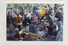 "WOLFGANG TILLMANS: ""Market I"" limited Art-Postcard (exhibition)"