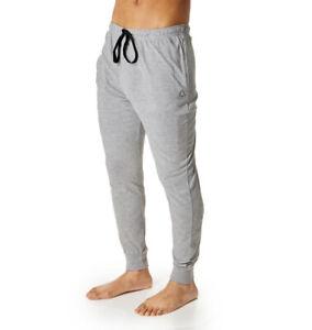 REEBOK Men's Grey Track Pants Size Large BNWOT
