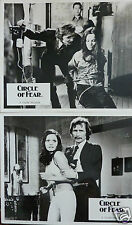 Circle of Fear A Tigon release 2   x Vintage Lobby Cards