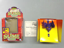 Slime Time Kids Digital Bat Watch by Hasbro 1986 UNUSED w/ Box MIB