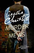 Murder in the Mews (Poirot) by Christie, Agatha   Paperback Book   9780008164928