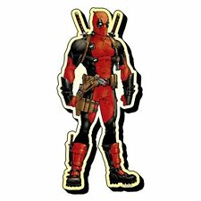 New Funky Chunky Magnet * Standing Deadpool * Assassin Mercenary Marvel Comics