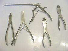 55 Teiliger Konvolut Chirurgischer Instrumente    Defekt     Spare part / Defect