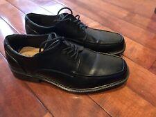 55bb9896cc6 Men s Croft   Barrow Black Dress Shoes Size 8