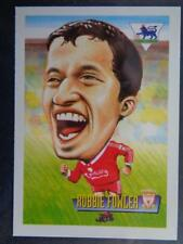 Merlin – Collectors Cards 1996/1997 - Robbie Fowler Liverpool #66