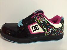 DC Shoes Girls Youth Destroyer SE Shoes Size 4Y Glow In The Dark Size 4 Kids