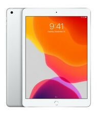 Apple iPad 7th Gen. 128GB, Wi-Fi + 4G (Unlocked), 10.2 in - Silver