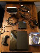 Playstation 4 Konsole 500GB mit VR Brille / Kamera / Controller / Spiele