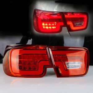 For 2013 2014-2015 Chevrolet malibu LED Taillight Rear signal Lamp Assembly Red