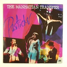 "12"" LP - The Manhattan Transfer - Pastiche - B907 - washed & cleaned"