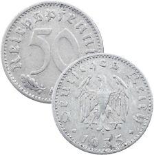 DEUTSCHES REICH GERMANY 50 reichspfennig KM#87 1935 - choose your coin