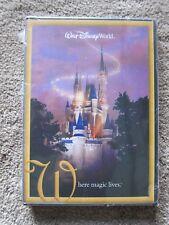 Walt Disney World - Where Magic Lives - DVD - Travel Info