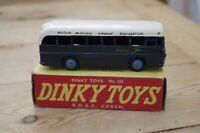 Vintage Dinky BOAC Coach No 283