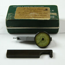 DIAL TEST INDICATOR, FEDERAL TESTMASTER .0001 GRAD   (C-6-1-6-3)