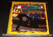 Tim Williams - Dancin' Across The Finish Line (CD, 1994, On Kore) VERY RARE