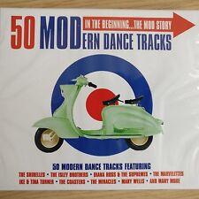 2CD NEW - THE MOD STORY - In The Beginning - Ska Soul Mods Pop Music 2x CD Album