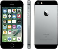 Apple iPhone SE 32GB  Space Gray ATT GO Phone Locked , Brand New Sealed .