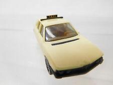 eso-4850Herpa 1:87 BMW 528i Taxi beige mit minimale Gebrauchsspuren