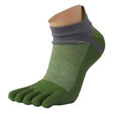 Calcetines de la punta mejores entrenadores de algodón