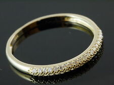 Exzellente Diamanten-Ringe aus Gelbgold
