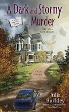 Julia Buckley - A Writer's Apprentice Mystery: A Dark and Stormy Murder #1 - NEW