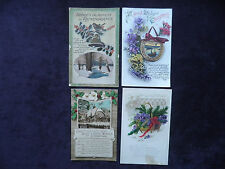 lot Christmas Collectable Greeting Postcards