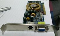 PNY VCGFX52APB GeForce FX5200 128MB DDR AGP Graphic Card - FREE SHIP!
