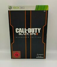 Xbox 360 - Call of Duty Black Ops II 2 Hardened Edition - Game & Disc wie neu