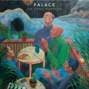 PALACE - SO LONG FOREVER (CD ALBUM) DIGIPAK NEW AND SEALED