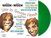 Ween Live In Toronto 2x GREEN VINYL LP & Bonus Patch! Record Store Day RSD! NEW!