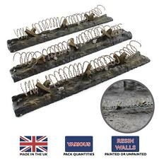 WWG Barbed Wire Defensive Position (Pre-Painted/Unpainted) – Wargaming Terrain