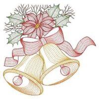 VINTAGE  CHRISTMAS  - QUILT BLOCKS-