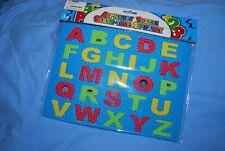 "(NEW) School House Foam Puzzle Alphabet ABC'S  UPPER case lettters aprox 1.5"""