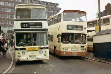 545 BWB 545H Sheffield transport + 1530 PWE 530R SYPTE 6x4 Quality Bus Photo