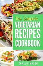 Vegetarian Cookbook: Delicious Vegan Healthy Diet Easy Recipes For Beginners