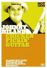 Johnny Hiland pollo Pickin 'Guitarra tutor DVD De Clases